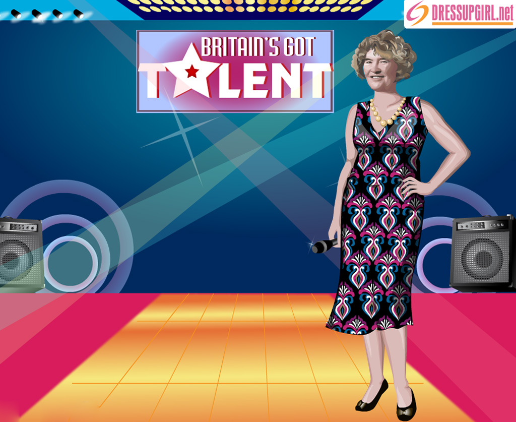 Susan boyle dress up album image detail free online for Wedding dress up games for girls and boys