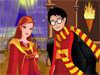 Harry Potter & Ginny Weasley: It's sure that Harry Potter is very popular to all of us. But today he does not appear alone or with many friends. He is with Ginny - his girlfriend. So sweet!! Ginny's role is greatly expanded as the storyline progresses, she is now an active participant in Harry's adventures and the quest to defeat Lord Voldemort, and as Harry's principal love interest. This time is to spend with them, choosing clothes and other accessories to be well-dressed for an impressive appearance. Enjoy!!