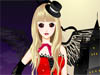 Vampire Dress up: In this coming Halloween,do you have any ideas for dressing up that night? Vampire Style dress up!!! I think it's a good idea :D