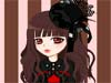 Cute Chibi Style: In this nice  fashion game in which you'll dress a sweet little doll with a chibi style.  The main colors for her clothes are mainly red and black, because they follow hte patterns of the emo style. You also don't forget the accessories for her!