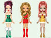Xmas Dolls Maker: The biggest holiday time in a year comes. And you have more time to play and decor your house, your room as well as you play corner. You dolls also need some new outfits to celebrate Christmas time! Let's make them a new look, baby!!