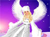 Winter's Angel: This beautiful and sweet creature is the Winter's Angel, the one and only that with her charm and magic transforms the tears into stars as snowflakes. She's the one that flies over the snow covered land and makes sure everything is beautiful. And as any fantasy girl she has many stunning and beautiful gowns ready for her to wear. Choose the one that you like best and a pair of wings then match to them some jewelries to have her look angelic!