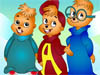 Chipmunks Race