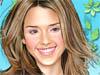 Jessica Alba Makeup