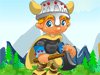 Hero and Monsters: Hero and Monsters is that of the struggle between good and evil. In this struggle, to defeat the evils, our little Hero  must collect all hearts to gain points and kill the ghosts or monsters by jumping on them. He also need to be careful with the other obstacles on the way. Join this game and help our Hero collect as many point as possible. Have fun!