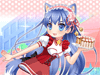 Anime Neko Girl: This pretty girl likes Neko-girl style. In anime-style fashion game, combine clothing, hairstyles and colorful accessories to achieve an original look and she will look like a catgirl. How lovely she is!