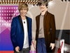 Zac vs Lucas Dress Up: Dress up these handsome boys, Zac Efron and Lucas Grabeel. Both of them are famous American singers and actors. Do you like them? Enjoy this game and play with him by helping them dress up with the fashionable clothes.