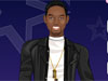 Will Smith Dress up: Mr Will Smith - a black man who was born in 1968 - a pop icon and Hollywood star. He got great success in his career as an American actor, film producer and rapper. He formerly known as The Fresh Prince, surely the most successful crossover star of the modern era.
