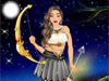 Fighter Princess Dressup: This fighter princess is getting ready for a major battle. She is positive that she is going to win and she wants to look stunning on this glorious day. Dress her up and help her look her best. Choose the coolest and greatest princess warrior costume, a hairstyle and some weapons and have fun!