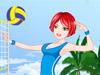 Volley Beach Girls