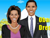 Barack and Michelle Obama: They are famous and happy couple. They are not only well-known for their talents but also their style. Stylish and smart look are words used to describe them. In this game, you get chance to dress up Mr. President and his pretty wife to get ready for his speech to the nation!