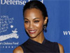 Zoe Saldana Puzzle: She is an American actress. She had her breakthrough role in the 2000 film Center Stage, and later gained prominence for her roles as Anamaria in Pirates of the Caribbean: The Curse of the Black Pearl, Uhura in the 2009 film Star Trek, and Neytiri in James Cameron's Avatar.