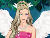 Swan Princess Dress Up: This beautiful princess lives in a big castle near a beautiful lake. She loves the swans that live on this lake, she believes they are the most beautiful and graceful creatures in the world. She wants to look as elegant as this birds and because of her style everybody call her the Swan Princess.