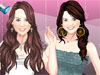 Your Pop Queen: You are a fan of Selena or Miley? Select your favorite pop queen and dress her up in the way you like. Hope you enjoy the game and spend great time with your beautiful pop queen!