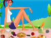 Great Summer Picnic: Spacy planned a romantic picnic with her boyfriend this weekend. She needs to prepare things now. Please give her a hand, finding necessary for the picnic before her boyfriend comes to pick her up. Enjoy and have so funny time!