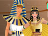Queen Cleopatra Dress Up