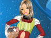 Lovely Space Girl: This space girl has come from the future in her space ship to catalog the fashion available 1000 years ago. Make sure this space cadet is dressed to impress the old ages of planet earth. Star Trek has nothing on you. Dress to impress with your space suit and beautiful helmet.