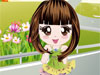 Cute Doll Girl