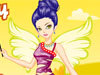 Harvest Fairy Dressup: It's autumn and it is the harvesting time when the farmers are collecting all the fruits of their summer land work. Fruits, vegetables and grains are all in their season now and they all grew with the help of the fairies. It's time for the Harvest Fairy to come and help the farmers and she is so excited. Dress her up for today in a cute outfit inspired by all the fruits and vegetables. Do her hair, choose some jewelries and of course her wings and the magic wand. Enjoy this beautiful fantasy dress up game for girls!