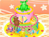 Baby Cake Decoration