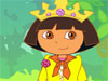 Dora Dress up Game: Dora the explorer needs your help. She cannot decide what to wear to look best. Please help her to have a good look. Enjoy Dora dress up game!