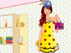 Polka Dot Fashion: Browse through these lovely pieces of clothing and accessories, mix and match to create the perfect look for this girl. She must look great, and everybody will admire her. Use your mouse to play and click the category tabs to choose the items you like the most. Enjoy playing this fun dress up game!