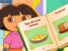 <a href='http://cooking-games.teensgogames.com/' target='_blank'>Cooking Game</a> With Dora: Today Dora will show her ability of cooking. Everything is ready. Now help Dora find the cooking ingredients so that Dora can cook the recipes very well. Come and enjoy!