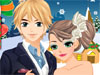 Eva Christmas Wedding