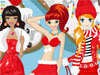Christmas Travel Fashion: Charming teen fashion game in which you'll be able to help Lisa, Amanda and Vivian to find the ideal look for their travels around the world. Go on vacation with them in Hawaii, New York and Paris to enjoy the best Christmas fashion for girls.