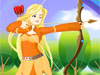 Archer Girl Dress Up Game