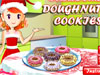 Christmas Doughnut Cooking Game: Do you want to show your cooking skill with your family and friends at Christmas? Today Sara will be teaching you how to make delicious Doughnut Cookies. At every step you will be provided with hints, on how to make Doughnut Cookies. On early completion you will be given bonus points. Enjoy!