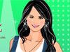 Selena Gomez Dress Up Game: Are you crazy fan of Selena Gomez? Do you like her style? Today choose clothes and dress up her up to your favor. Now let's enjoy!