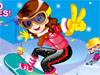 Snowboarder Girl Dress Up: Jessy is a pro snowboarder who needs to be dressed for a big competition in salt lake city. It's going to be very cold and snowing all day so bring some clothes for that. Use your mouse to play and to choose the items you like the most. Enjoy playing this fun winter sports dress up game!