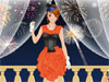 New Year Eve Dress Up Game: New Year's Eve 2011 is almost here and Claire planned a great party for all her friends. She must choose a chic and festive outfit to wear on this important night. Give her a helping hand and enjoy this fun New Year's Eve dress up game!