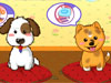 Puppy Salon Game: Imagine you own this nice <a href='http://www.dressupgirl.net/category/Animal-Games/1.html' target='_blank'>puppy</a> salon where cute little doggies come to you to make them look pretty. Your job is to take care of each puppy, to wash him, cut his nails and hair, to cuddle him and give him all your love. Enjoy!