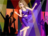 Dancing Club: It's Saturday night and Selena wants to have an amazing look for the best party in the city! The boy she is in love with will participate at this event, so she needs your help to get dressed so he will notice her. Choose the most casual and chic clothes and accessories and make sure she is perfect! Enjoy!