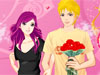 Valentine Dress Up: <a href='http://www.dressupgirl.net/dressup/886/Valentine_s-Day-Wedding.html' target='_blank'>Valentine's Day</a> is the perfect excuse to dress up, for your Valentine, for yourself or even to catch the eye of someone new. So, Valentine dress up is like the perfect fashion boutique for any stylish, trendy love birds, where you can find lovely, super chic pleated and ruffle miniskirts for your valentine. Now let try yourself!