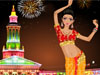 Festival Of Lights Dress Up: An important part of the Hindu celebration of Diwali, also known as the <a href='http://www.dressupgirl.net/dressup/1720/Valentine-Angel.html' target='_blank'>Festival</a> of Lights, is to dress according to the various traditions. The festivities during Diwali are marked by vibrant colors, as well as the themes of light and illumination, so wear clothes that reflect the joy and excitement of this 5-day celebration together with this beautiful Indian girl. Join and have fun!