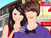 Selena vs Justin Dating Game
