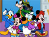 Disney School: Come to play games and learn at Disney School. Find out the shapes that perfectly complete the pictures. That will be more difficult at the higher level. Try your best!