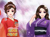 Hanami (Cherry Blossom Viewing) has been a <a href='http://www.dressupgirl.net/dressup/676/Japanese-Girl-Dress-up.html' target='_blank'>Japanese</a>  custom since the 7th century when the artists enjoyed looking at beautiful sakura and wrote poems. Usually, people bring foods and drinks for Hanami parties. It's like a picnic under cherry blossom trees. Today, Rukia and Orihime are going to participate in this wonderful <a href='http://www.bowbie.com/play_Festival-of-Lights.html' target='_blank'>festival</a> . They love to wear beautiful <a href='http://www.dressupgirl.net/dressup/1526/Japan-Kimono.html' target='_blank'>kimonos</a>, a pair of cool clogs and of course find a perfect hairstyle in order to steal spotlight. Could you help these pretty girls?