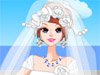 Sexy Bride:Today Simone is getting married with her best friend, Thomas and she loves to wear the most gorgeous <a href='http://www.dressupgirl.net/dressup/2457/Dream-Wedding-Dress-Up-Game.html' target='_blank'> wedding</a> dress. So she needs your talent to fulfill her dream. Can you help her a hand? Check out all those beautiful <a href='http://www.dressupgirl.net/dressup/2339/Barbie-Gown-Dress-Up.html' target='_blank'>gowns</a>, make her try some of them until you find the most glamorous wedding dress. Besides this, choose a perfect hairstyle and a nice bridal veil. Dont forget stunning accessories to make her dream become true. Have fun.