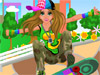 This pretty girl is a <a href='http://www.dressupgirl.net/dressup/2394/Barbie-Sporty-Clothes.html' target='_blank'>sporty</a> person who's really crazy about skateboarding. She's very good at this amazing sport. Today she's going to the new skate park. She really wants to impress <a href='http://www.dressupgirl.net/dressup/1016/Skater-Makeover.html' target='_blank'>skater</a> boys. So she needs to look beautiful. Check out her trendy wardrobe, choose sporty outfits and dress her up. Change her hairstyle and don't forget chic accessories. Let help her shinning.