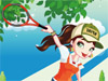 """Anna is a beautiful girl and everyone calls her """"tennis <a href='http://www.dressupgirl.net/dressup/275/Princess-dress-up.html' target='_blank'>princess</a>"""" because she's really good at playing <a href='http://www.dressupgirl.net/dressup/2223/Pretty-Tennis-Star-.html' target='_blank'>tennis</a>. She won several junior tournaments and she totally deserved it because she trains a lot. Besides this, Anna is also crazy about <a href='http://www.dressupgirl.net/dressup/251/Winter-Fashion-Trends.html' target='_blank'>fashion </a> and she confesses that she loves fashion as much as she loves tennis. So she always wants to look perfect on tennis court. Help her to choose a beautiful clothes for today's training and have fun."""