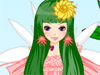 Spring Fairy Dress Up: Everyone loves spring <a href='http://www.dressupgirl.net/group-game/Fairy-Dress-up-93/1.htmll' target='_blank'>fairy</a> so much because this so cute fairy brings the world warm weather, green life and beautiful flower.Besides this, she also has a golden heart. Now you can believe it? You will become her stylist. Dress them up with beautiful outfit, pretty accessories, cute wing and have fun.