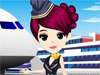 <a href='http://www.dressupgirl.net/dressup/2215/Stylish-Air-hostess-.html' target='_blank'>Air Hostess</a> : Paris is a beautiful air hostess. She always welcomes the passengers with brilliant smile, helps them to find out their seat and makes the necessary announcement in the flight. Today she needs your help to make her look nice and impeccable. Take a look at her <a href='http://www.dressupgirl.net/dressup/313/School-uniform-game.html' target='_blank'>uniform</a> wardrobe then dress her up. Don't forget to choose a beautiful hairstyle and cool accessories to complete her look. Have fun.
