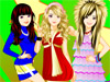 Dream Girls: Miley, Hillary and Lindsay are Doll Girl's  wonderful <a href='http://www.dressupgirl.net/index.php?q=singer&x=0&y=0&params=search' target='_blank'>singers</a>. They are very beautiful and famous in the world. When they appear in a music show, everyone is crazy about it. Today, they're going to have a live show in New York and they need look perfect. Help them to choose outfit, amazing hairstyle, cool accessories and cute shoes then <a href='http://www.dressupgirl.net/' target='_blank'>dress</a> them up . Now everything is done, let's start the live show with Doll Girls.  Have fun.