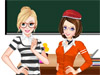 College <a href='http://www.dressupgirl.net/' target='_blank'>Dress</a> Up: Natalie and Katie are the most popular girls at <a href='http://www.dressupgirl.net/dressup/1361/College-Girl-Dress-Up.html' target='_blank'>college</a> because they are intelligent and very kind. Besides this, their <a href='http://www.dressupgirl.net/category/Fashion-Games/1.html' target='_blank'>fashion</a> tastes are so wonderful. Once they enter the class, everyone has to admire them. Now, check out their trendy wardrobe, choose perfect outfits, chic hairstyles, amazing accessories, cute shoes then dress them up. Have fun with this game