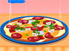 Pizza <a href='http://www.dressupgirl.net/category/Cooking-Games/1.html' target='_blank'>Decoration</a>: Your boyfriend loves pizza so much. Therefore, you want to surprise him with a delicious <a href='http://www.dressupgirl.net/index.php?q=pizza&x=0&y=0&params=search' target='_blank'>pizza</a>. Now, everything is done. Your job is only decorate it.  Try different flavours, the ingredients are available for you on the top buttons, pick your favorite ingredients like Mozzarella or Parmesan, pepperoni, onions or mushrooms and combine them to make it more delicious. After you finish preparing the pizza, you can choose the ornaments, and decorations in order to present your pizza in a professional way to your lover. Have fun.