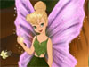 Tinkerbell Dress up Game